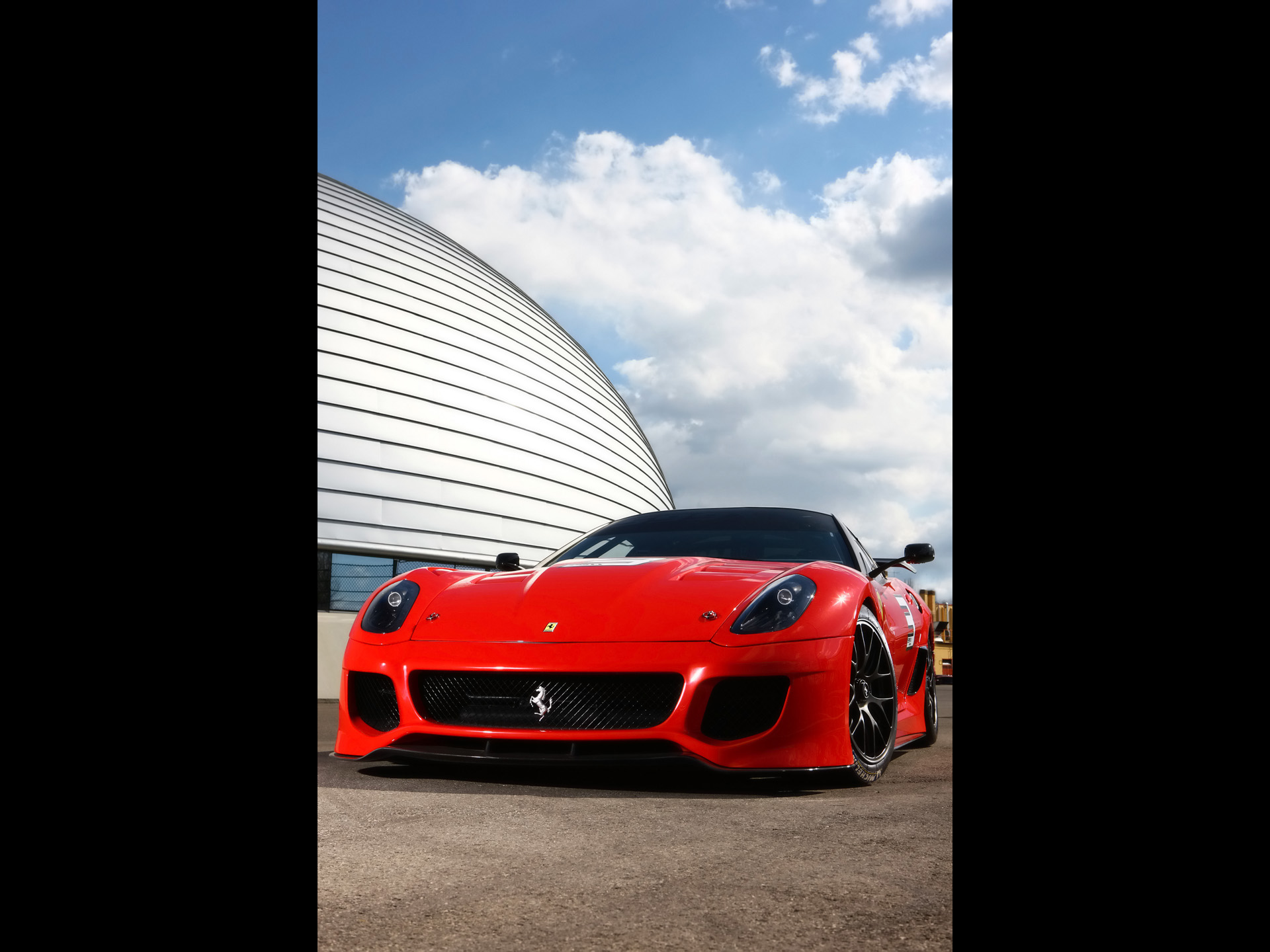 Gallery //Ferrari 599XX (new